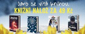Jaro se vítá knihou! Nálož čtení za 49 Kč