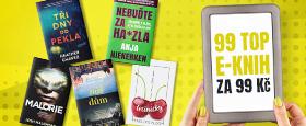Sleva na e-booky | 99 TOP e-knih za 99 Kč