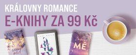 Královny romance | Výběr e-knih za 99 Kč