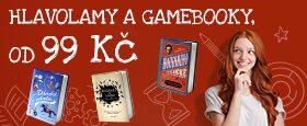 Hravé hlavolamy a gamebooky | Od 99 Kč