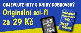 Objevujte hity s Knihy Dobrovský | Naprosto pozoruhodná věc za 29 Kč