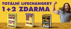 Je čas to změnit! | Totální lifechangery 1+2 ZDARMA