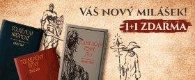 Váš nový milášek! | Tolkienův ilustrovaný svět 1+1 ZDARMA
