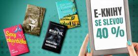 E-knihy se slevou 40 % | Společenské romány