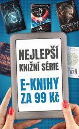 Nejlepší knižní série jako e-knihy | VŠE ZA 99 KČ