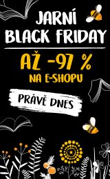 Jarní BLACK FRIDAY