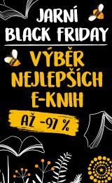 black friday eknihy