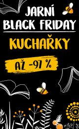 black friday kuchařky