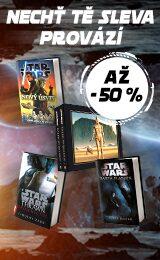 NECHŤ TĚ SLEVA (až 50 %) PROVÁZÍ | Akce pro fanoušky Star Wars