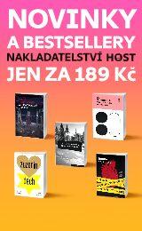 Brožky od HOSTu za 189 Kč! | E-SHOP I PRODEJNY