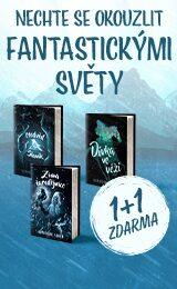 Bestsellerová Katherine Arden | 1+1 ZDARMA