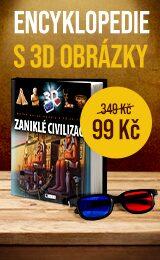 Knihkupci doporučují | Encyklopedie s 3D obrázky za 99 Kč!