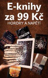 E-knihy za 99 Kč   Horory a napětí
