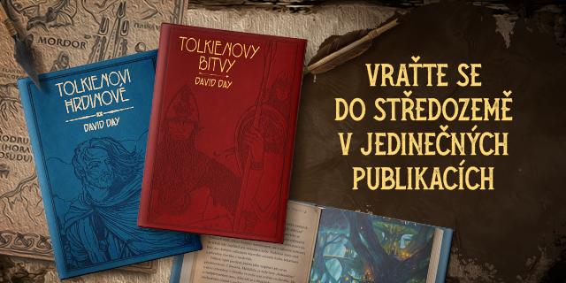 Knihy, nad kterými každý milovník Tolkiena zaplesá - titulní obrázek