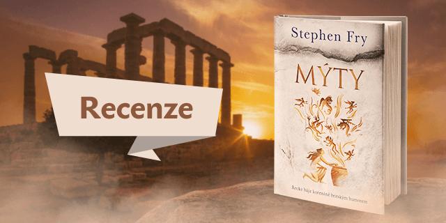 Řecká mytologie ústy britského herce a komika - titulní obrázek