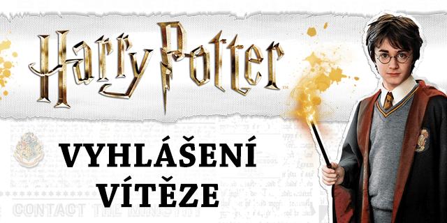Vyhlášení Harry Potter Night soutěže - titulní obrázek
