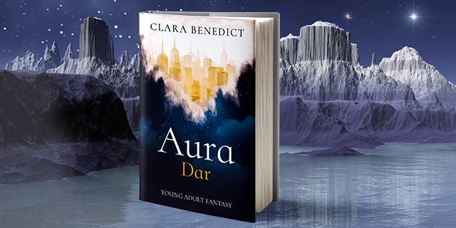 Aura: Dar - magická novinka mezi young adult literaturou - titulní obrázek
