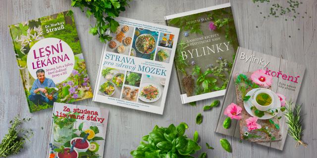 5 kuchařek pro zdraví i jarní detox - titulní obrázek