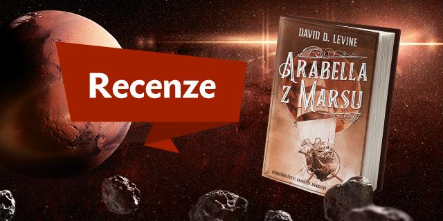 RECENZE: Arabella z Marsu - titulní obrázek
