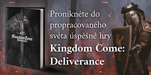 The Art of Kingdom Come Deliverance – poodhalte svět nejúspěšnější české videohry - titulní obrázek