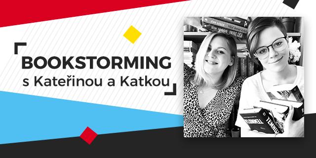 Poslechněte si Bookstorming s Kateřinou a Katkou - titulní obrázek