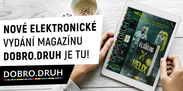 Nové číslo magazínu Dobro.druh je ONLINE! - titulní obrázek