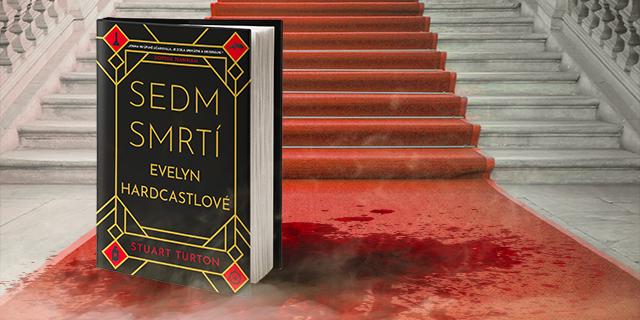 Sedm smrtí Evelyn Hardcastlové - titulní obrázek