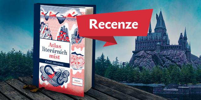 RECENZE: Atlas literárních míst - titulní obrázek