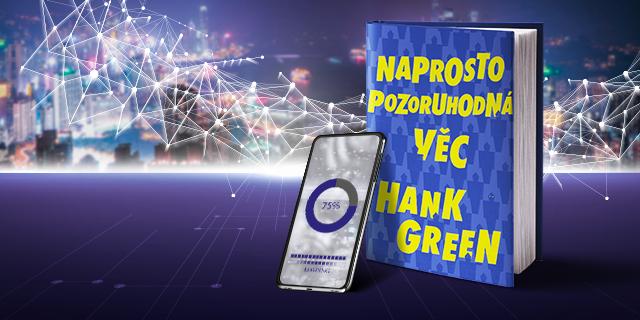Debut Hanka Greena je Naprosto pozoruhodná věc! - titulní obrázek