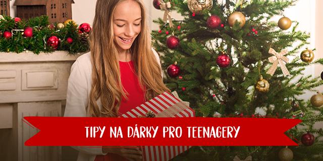 Tipy na dárky pro teenagery - titulní obrázek