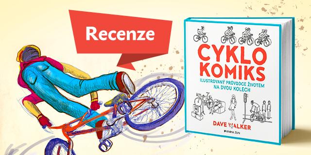 RECENZE: Cyklokomiks - titulní obrázek