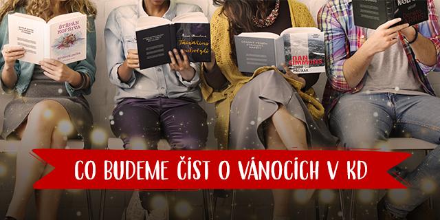 Co budeme číst na Vánoce v Knihy Dobrovský? - titulní obrázek