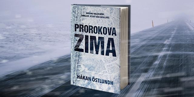 Prorokova zima - Severský thriller ve stylu slavného Milénia - titulní obrázek