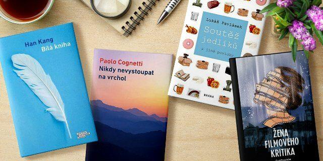 Malé tenké knížky aneb Čtivo pro zaneprázdněné čtenáře - titulní obrázek