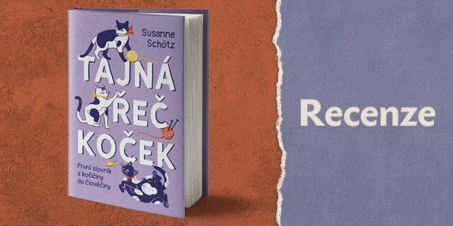 RECENZE: Tajná řeč koček - titulní obrázek