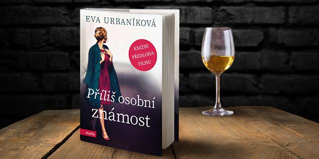 Příliš osobní známost - nejnavštěvovanější český film podle knižní předlohy - titulní obrázek