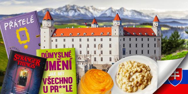 Víte, že doručujeme i na Slovensko? - titulní obrázek