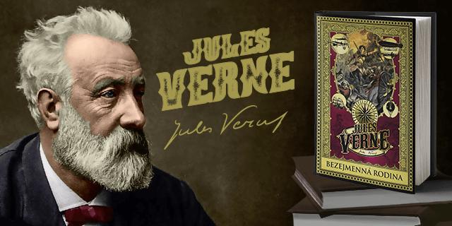 """Jules Verne: život a dílo """"otce sci-fi"""" - titulní obrázek"""