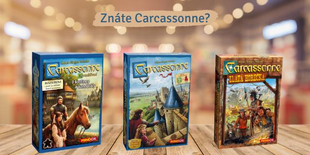 Carcassonne – hra neomezených možností - titulní obrázek