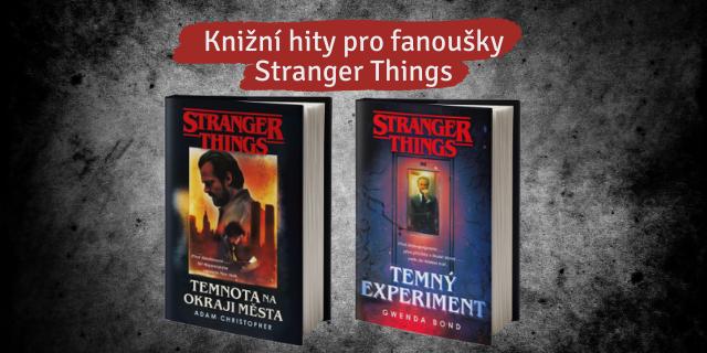 Stranger Things - seriál, který dobyl svět - titulní obrázek