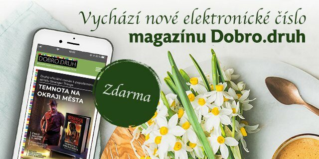 Nové vydání Dobro.druha je konečně tu! - titulní obrázek