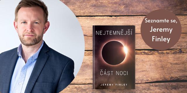 """Jeremy Finley:  """"O spisovatelích musíte vědět jedno: dobrý spisovatel je ještě lepší zloděj"""" - titulní obrázek"""