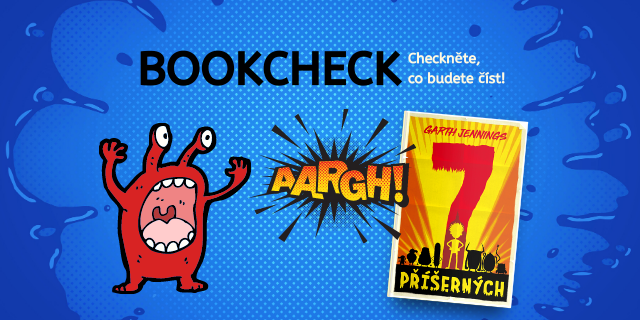 Bookcheck #20: Sedm příšerných - titulní obrázek