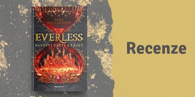 Everless - Tajemná legenda ožívá vkrvi a moci! - titulní obrázek