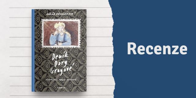 RECENZE: Deník Dory Grayové - titulní obrázek