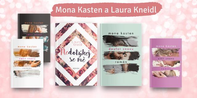Mona Kasten a Laura Kneidl: nové trendsetterky v romantické literatuře - titulní obrázek
