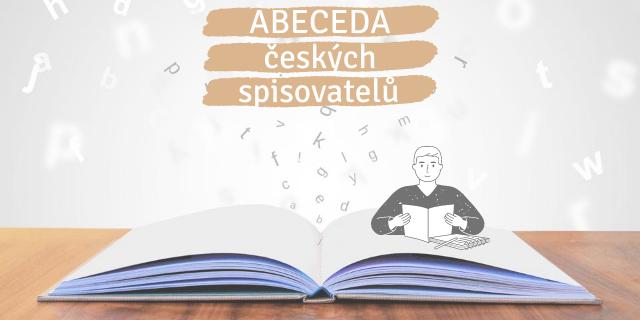 ABECEDA českých spisovatelů podle Hanky - titulní obrázek