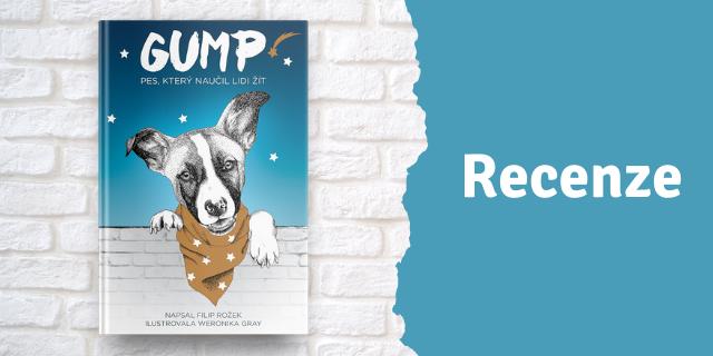 RECENZE: Gump - Pes, který naučil lidi žít - titulní obrázek