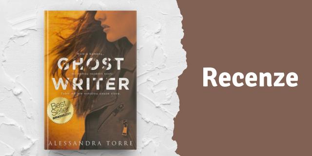 RECENZE: Ghost Writer - titulní obrázek