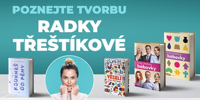 Radka Třeštíková – Právnička, která píše - titulní obrázek